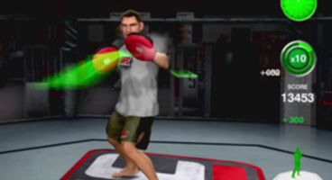 New workout DLC arrives for THQ's UFC Personal Trainer