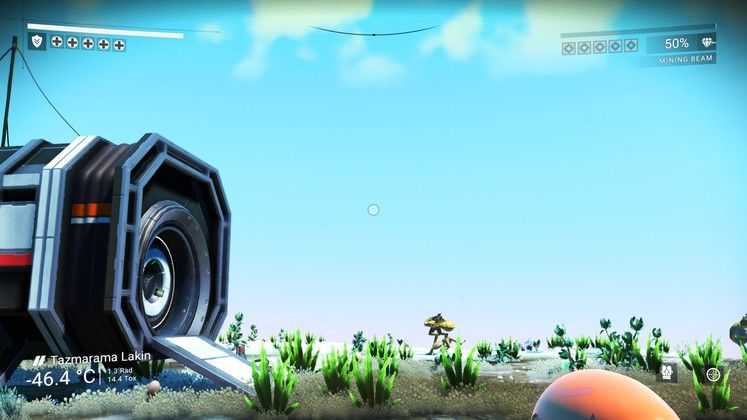 No Man's Sky - Atlus Rises Beginner's Guide: The First Few Hours In Outer Space