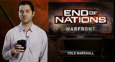 Beta sign up open for MMORTS End of Nations, Trion start Warfront webcasts
