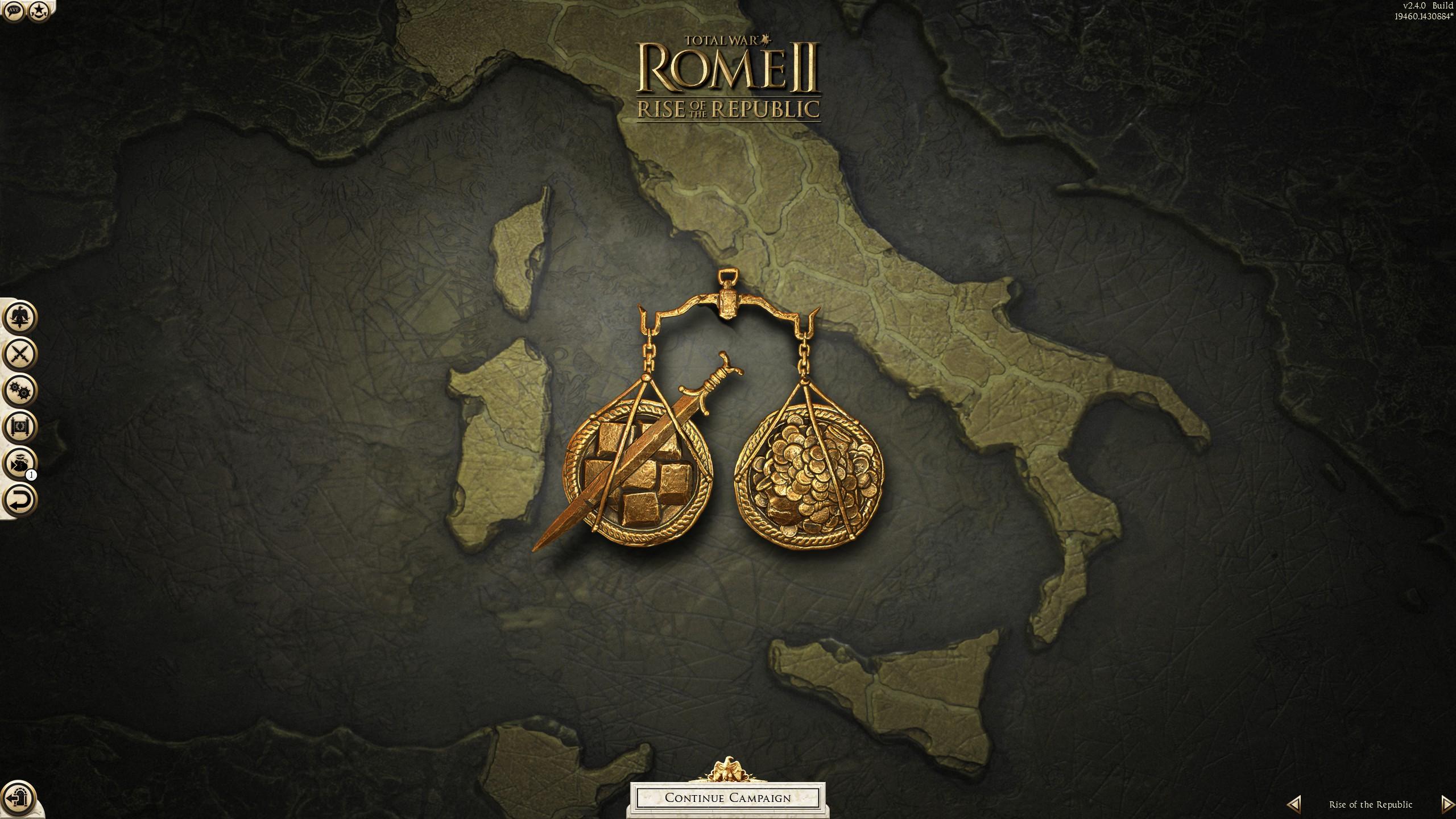 Total War Rome Ii Rise Of The Republic Campaign Pack Gamewatcher