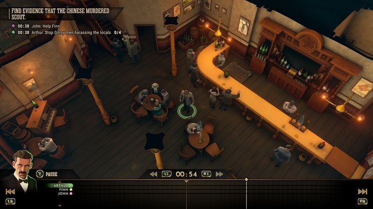 Puzzle-Adventure Game Peaky Blinders: Mastermind Slated for August Release