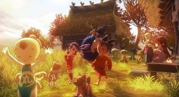 Sakuna: Of Rice and Ruin Successful in Japan, Halts Publisher Marvelous' Share Price