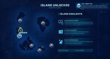 Jurassic World Evolution DLC Islands - Are There New Islands in Secrets of Dr Wu?