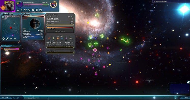 Dev: Sword of the Stars II is a 'turnip'