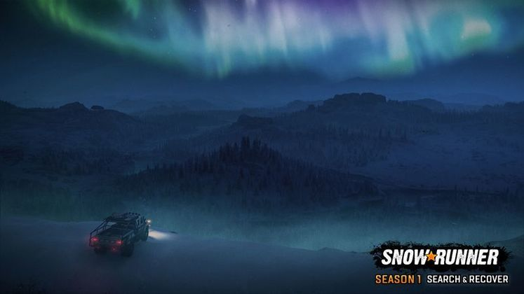 SnowRunner Patch Notes - Update 8 Released