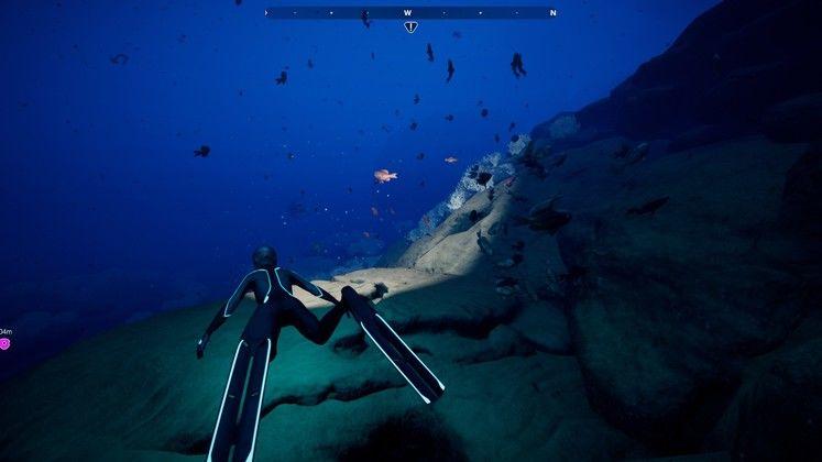 Diving deep.