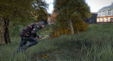 DayZ team outline planned changes, including fireplaces and throwing things