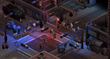 Shadowrun Returns' Berlin campaign