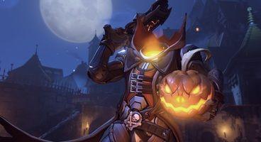 Overwatch Halloween Terror Event is Looming Closer