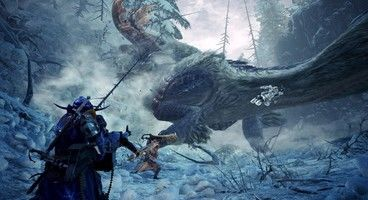 Monster Hunter World: Iceborne's new Dev Diary reveals Scaling Difficulty
