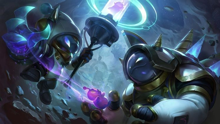 League of Legends Patch 11.13 - Release Date, Astronaut Skins, and More