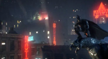 Arkham City '80% on the streets'