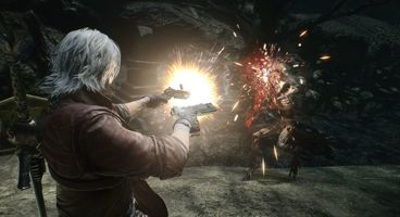 New Devil May Cry 5 Gameplay Trailer Shows off Dante, Third Playable Character