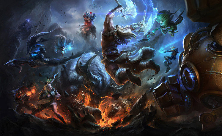 League of Legends 2 will never happen, says Riot Games artist
