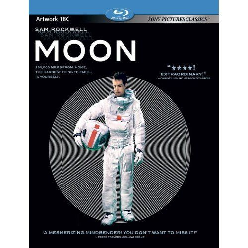 Moon Blu-ray Review