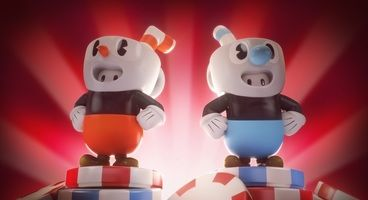 Fall Guys Getting Cuphead and Mugman Costumes This Week