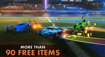 Today's Rocket League Autumn Update Brings LAN Play, New Arenas And A New Way To Open Crates