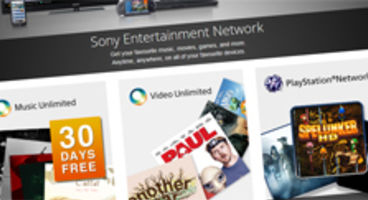Sony Entertainment Network rallies online services together