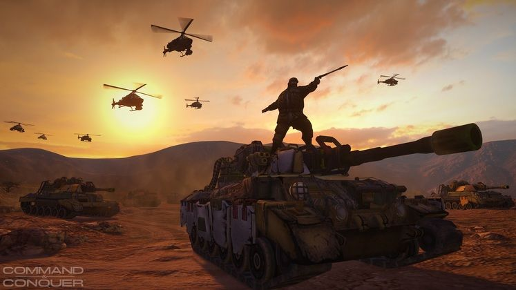 Rumor: EA seeking to continue Command & Conquer with new studio