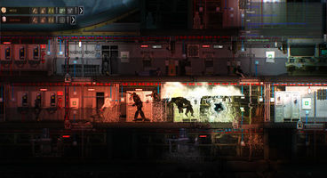 Barotrauma is an Upcoming Sidescrolling Survival Horror set in a Submarine