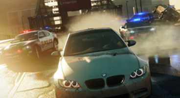 Report: Kinect functionality for Need for Speed from Criterion