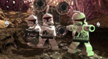 LEGO Star Wars aids Warner Q1