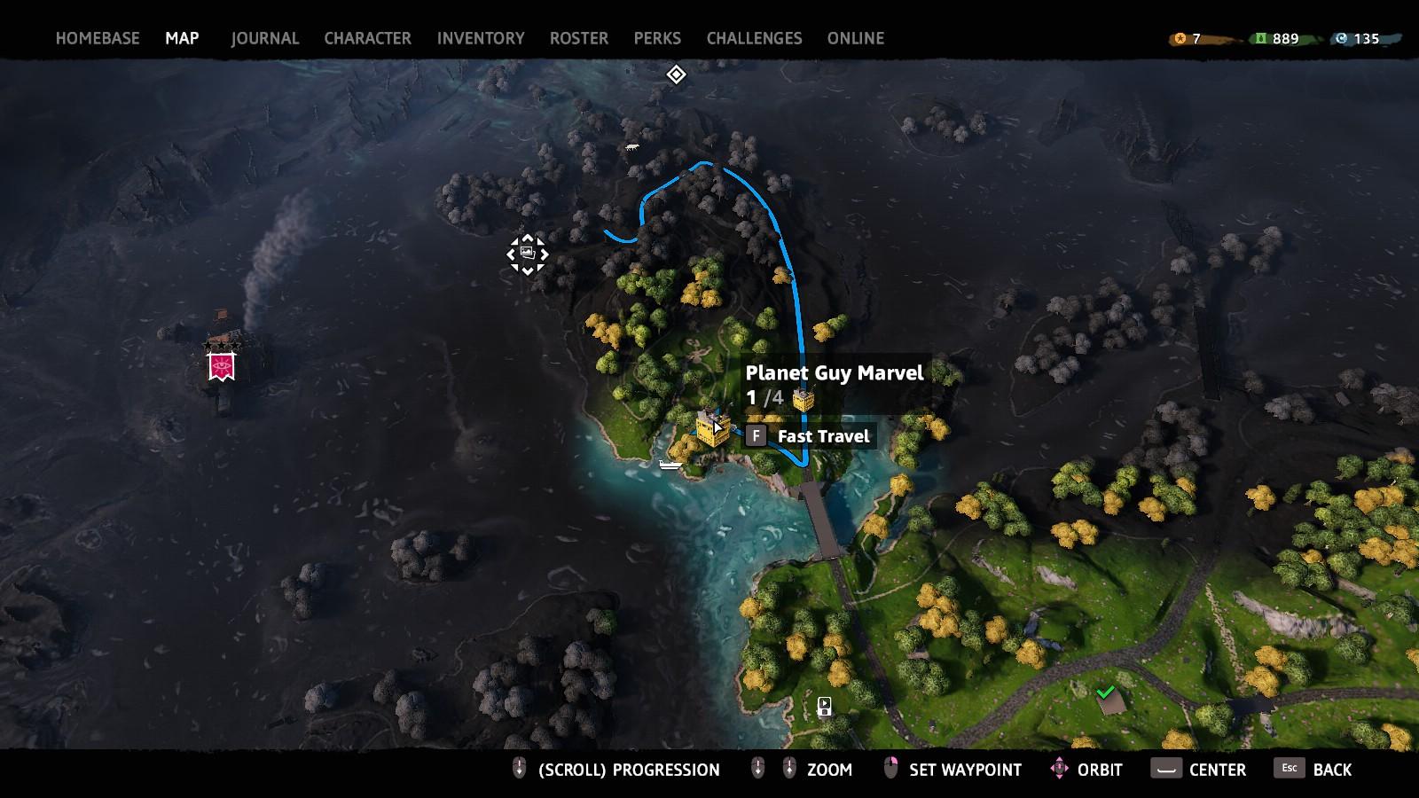 farcry new dawn map