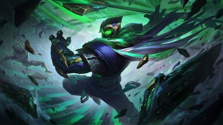 League of Legends Patch 11.9 - Release Date, Conqueror Jax and Damwon Gaming Skins