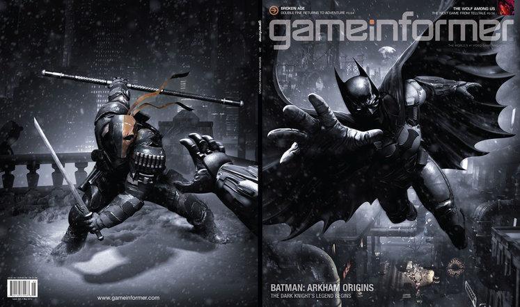 Batman: Arkham Origins confirmed for PC, consoles