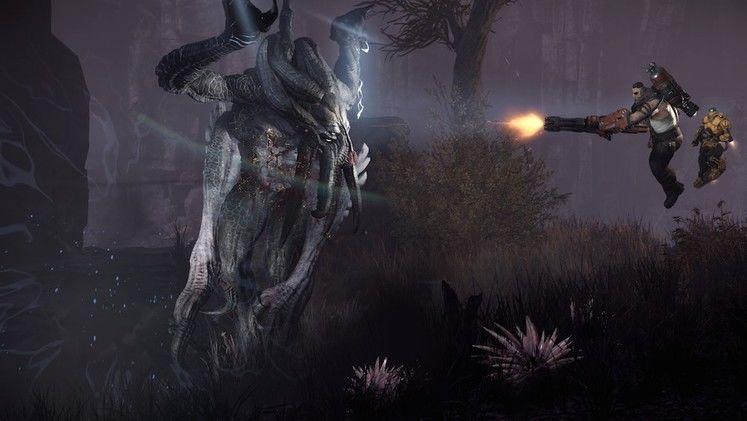 Evolve devs got monster inspiration from King Kong, Godzilla and