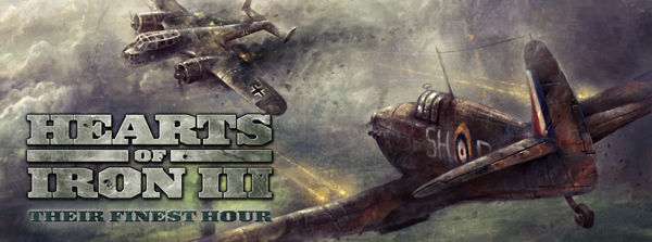 Paradox running essay contest to win beta spot for Hearts of Iron III: Their Finest Hour