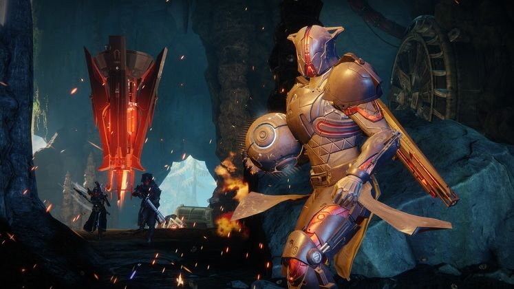 Destiny 2 Forge Locations in Shadowkeep