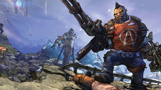 Borderlands 2 will feature Steam functionality