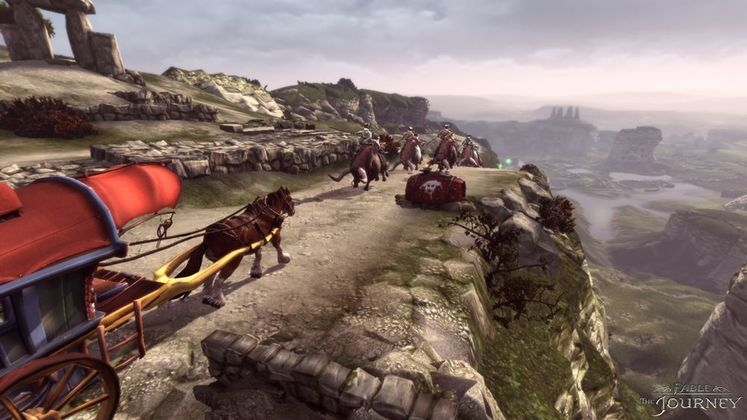 Fable: The Journey Kinect criticism