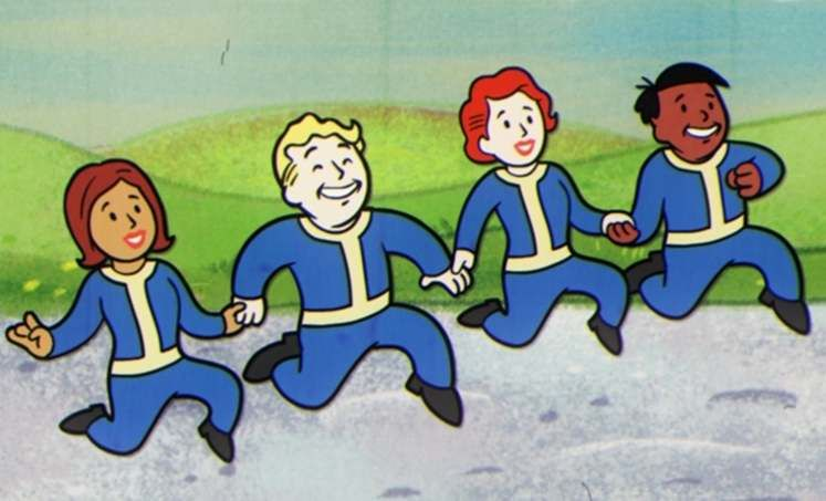 Fallout 76 Commander's Charge - How to complete Team Up Challenge