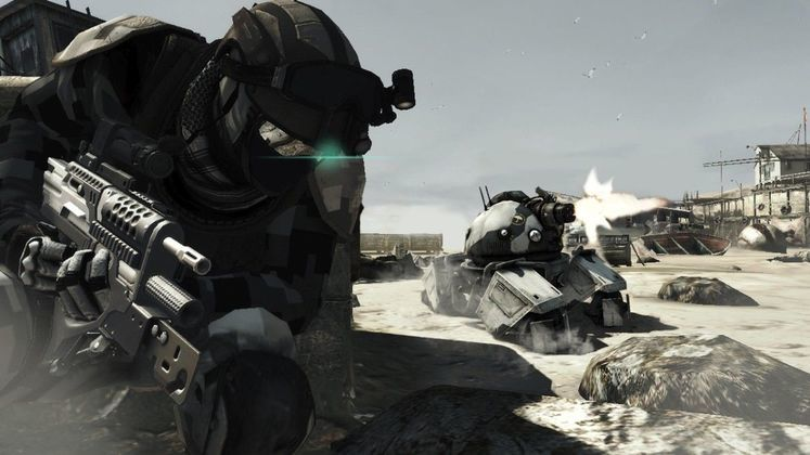 Ubisoft delays Ghost Recon: Future Soldier and Driver: San Francisco