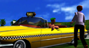 Crazy Taxi HD out late November