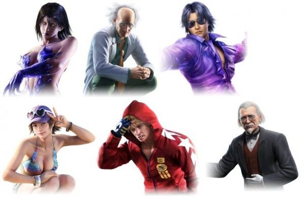 Six more characters found 'hidden' on Tekken Tag Tournament 2 disc
