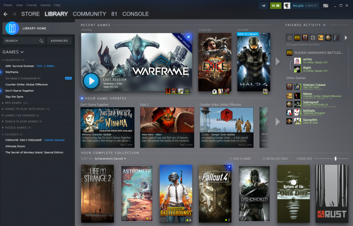 Steam is Getting a Full Visual Makeover This Year