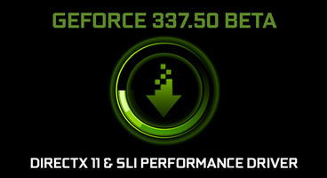 New GeForce beta drivers have