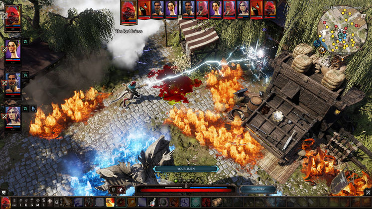 Feeling The Effects Of A Blood Rose? Divinity: Original Sin 2 Save Editors Are Already A Thing