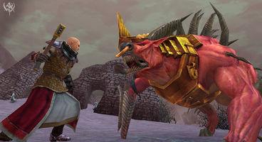 EA Mythic's Barnett pronounces Warhammer Online is