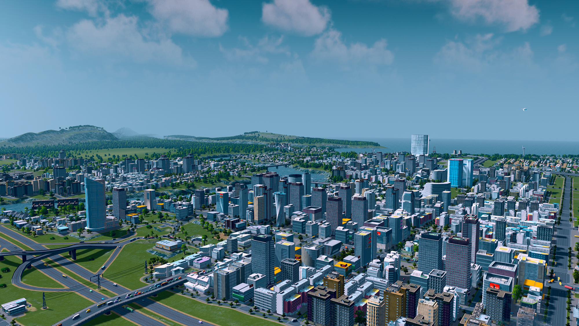 cities skylines deluxe upgrade pack discounted this weekend