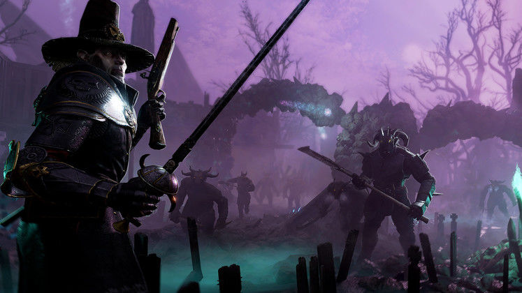 Vermintide 2 Concurrent Player Numbers Boosted by Winds of Magic Expansion