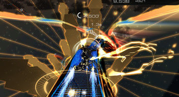 Audiosurf 2 launches on Steam Early Access
