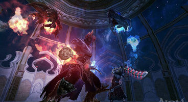 Aion celebrating one year anniversary of free-to-play transition