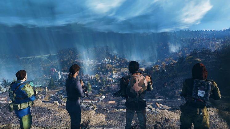 Fallout 76 Firecracker Berry Location Guide
