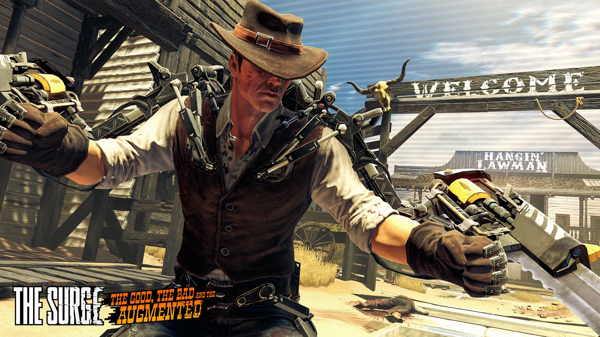 The Surge Wild West DLC First Screenshots Show a ...