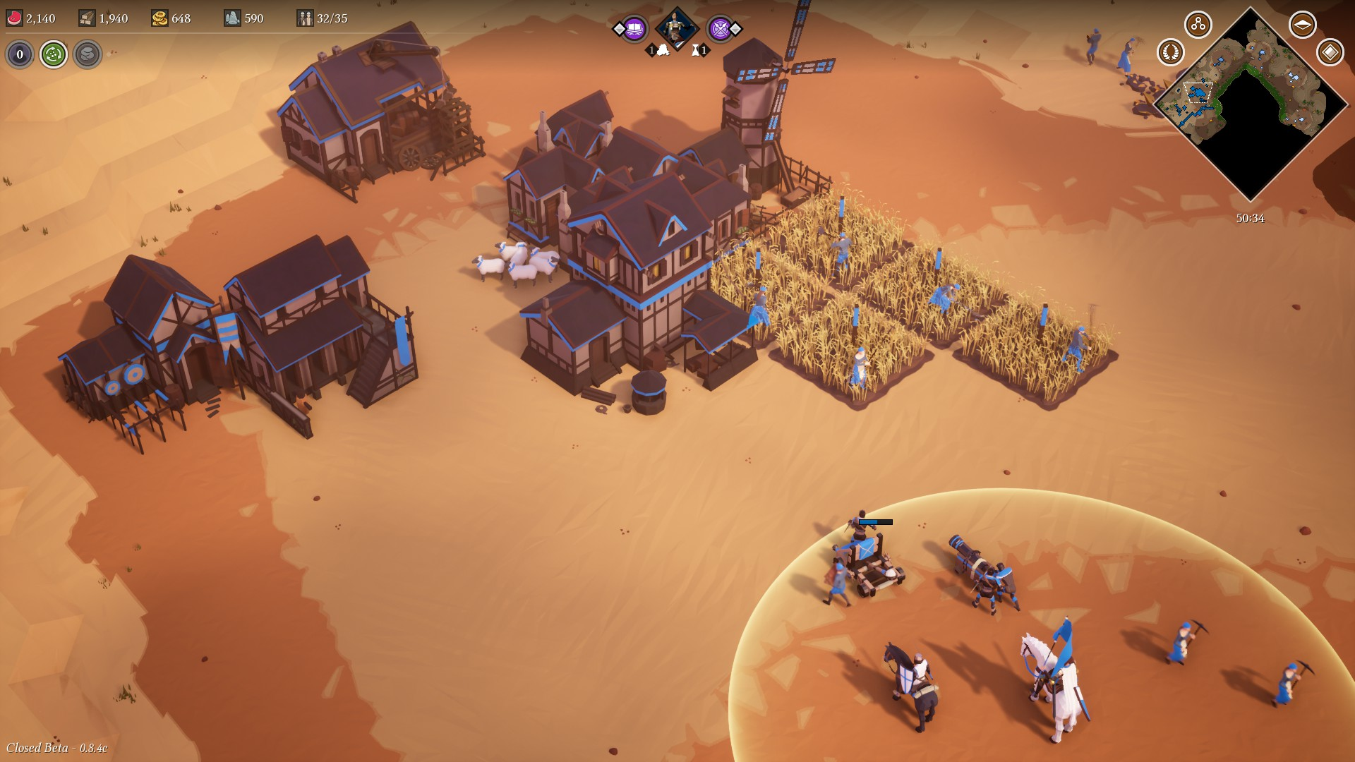 Empires Apart PC Review   GameWatcher