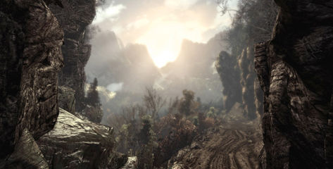 Gears of War 2 update 'being certified', Fergusson dishes the dirt